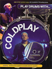 Coldplay: Play Drums with (Book + CD)