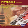 CD Playbacks für Drummer Vol. 4  Easy Grooves 2 (Martin Häne)