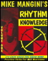 Mangini, Mike: Rhythm Knowledge Vol.1