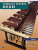 Peters, Mitchell: Fundamental Method for Mallets Book 2