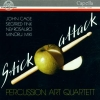 CD Percussion Art Quartett: Stick Attack