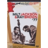 DVD Jackson, Milt: Jackson & Brown '77