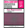 Abel, Alan: 20th Century Orchestra Studies for Percussion