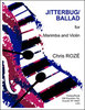Roze, Chris: Jitterbug/Ballad for Marimba & Saxophone (Buch + CD)