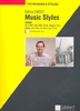 Dardot, Fabrice: Music Styles Drums (Buch + CD)