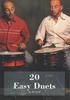 Graf, Alain: 20 Easy Duets (Book + CD)