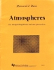 Buss, Howard J.: Atmospheres for Trumpet/Flügelhorn and one Percussion