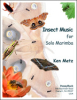 Metz, Ken: Insect Music for Solo Marimba