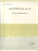 Papadimitriou, Dimitris: Agathoclea op. 24 for Solo marimba & Percussion
