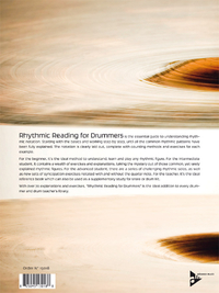 Guilfoyle, Conor: Rhythmic Reading for Drummers (Buch + CD)