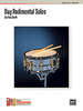 Smith, Paul: Day Rudimental Solos for Snare Drum