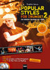 Genze, Stephan: Popular Styles for Drumset 2 (Buch + CD + DVD)