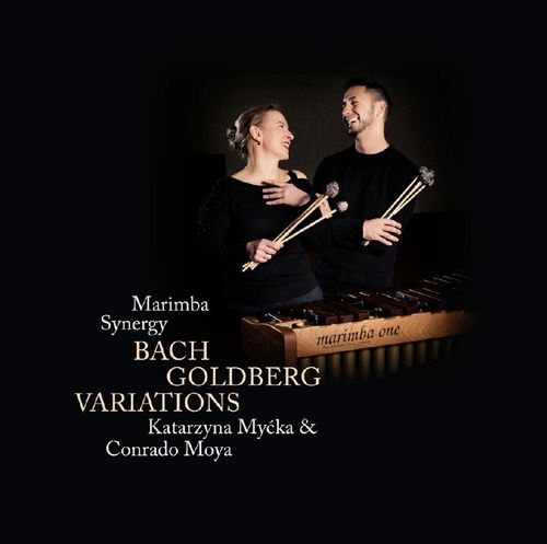 CD Mycka/Moya, Marimba Synergy Bach: Goldberg-Variations