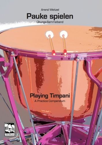 Weitzel, Arend: Playing Timpani