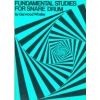 Whaley, Garwood: Fundamental Studies for Snare Drum