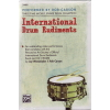 Wanamaker/Carson, International Drum Rudiments (DVD)