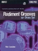 Considine, Rick: Rudiment Grooves for Drumset (Buch + CD)