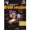 Bourbasquet, Jacky: Drum Session 10 (Buch + CD)